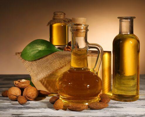 Organic Cold Pressed Oil
